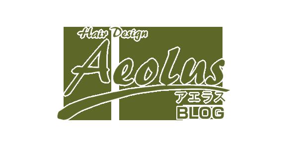 相模大野 美容室・美容院Aeolus(アエラス)のブログ